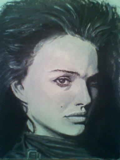 Natalie Portman by Karlos1203